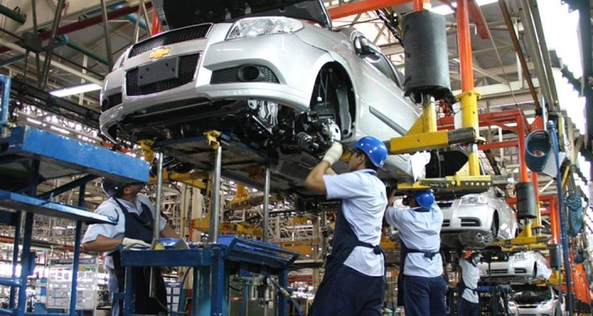 Fabricación de automóviles y riesgos