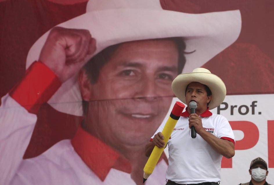 ¿Quién le teme a Pedro Castillo?