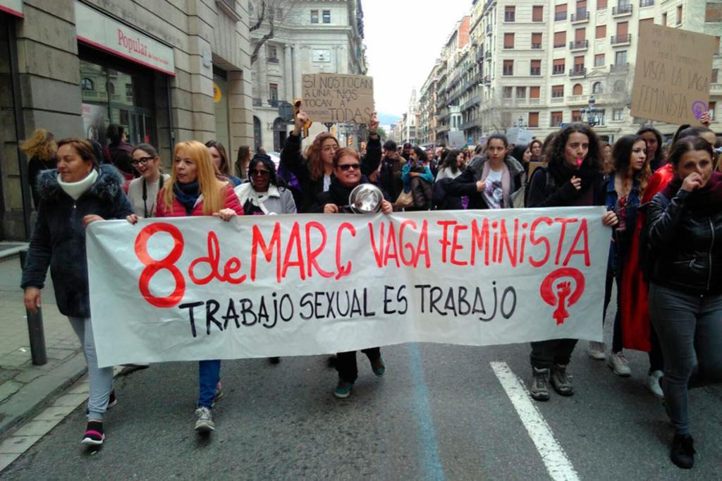 sindicato de prostitutas prostituta