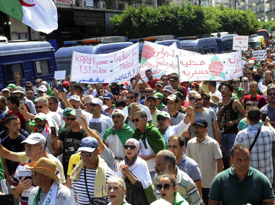 Argelia: El lento declive del gas. Luchas y contradicciones de clases. - Página 3 Arton15087