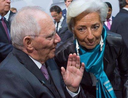 Resultado de imagen para Grecia   -  El mea culpa del FMI